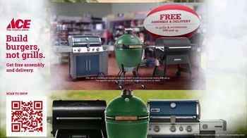 ACE Hardware TV Spot, 'Free Assembly and Delivery: Grills' - Thumbnail 10