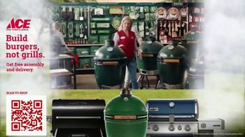 ACE Hardware TV Spot, 'Free Assembly and Delivery: Grills' - Thumbnail 6