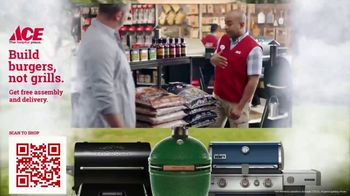 ACE Hardware TV Spot, 'Free Assembly and Delivery: Grills' - Thumbnail 7