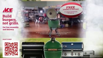 ACE Hardware TV Spot, 'Free Assembly and Delivery: Grills' - Thumbnail 9