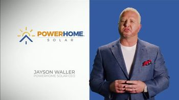 Power Home Solar & Roofing TV Spot, 'Perfect Time to Go Solar: First 12 Months Free' - Thumbnail 2