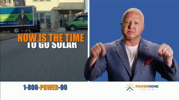 Power Home Solar & Roofing TV Spot, 'Perfect Time to Go Solar: First 12 Months Free' - Thumbnail 3