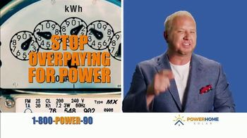 Power Home Solar & Roofing TV Spot, 'Perfect Time to Go Solar: First 12 Months Free' - Thumbnail 5