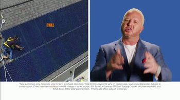 Power Home Solar & Roofing TV Spot, 'Perfect Time to Go Solar: First 12 Months Free' - Thumbnail 8