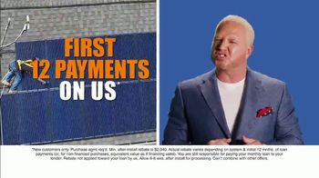 Power Home Solar & Roofing TV Spot, 'Perfect Time to Go Solar: First 12 Months Free' - Thumbnail 9