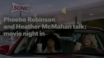 Sonic Drive-In Cheesecake Blasts TV Spot, 'Comedy Central: Pause' Ft. Phoebe Robinson, Heather McMahan - Thumbnail 1