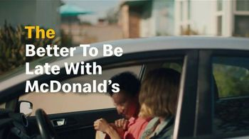 McDonald's 2 for $2 Mix & Match TV Spot, 'Late Ride' - Thumbnail 6