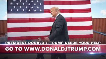 Save America JFC TV Spot, 'America First Republicans' Featuring Donald Trump