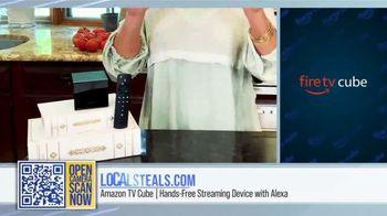 Local Steals & Deals TV Spot, 'Fire TV Cube' Featuring Lisa Robertson - Thumbnail 2