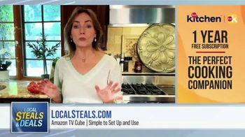 Local Steals & Deals TV Spot, 'Fire TV Cube' Featuring Lisa Robertson - Thumbnail 7