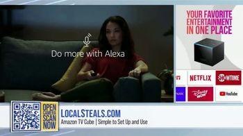 Local Steals & Deals TV Spot, 'Fire TV Cube' Featuring Lisa Robertson - Thumbnail 8