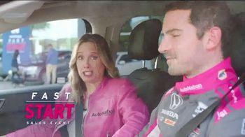 AutoNation Fast Start Sales Event TV Spot, '2021 Explorer for $339' Ft. Alexander Rossi
