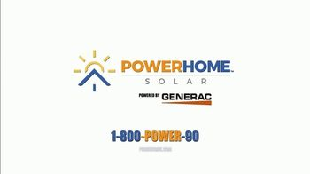 Power Home Solar & Roofing TV Spot, 'Untimely Power Outages: Generac Battery Backup' - Thumbnail 10