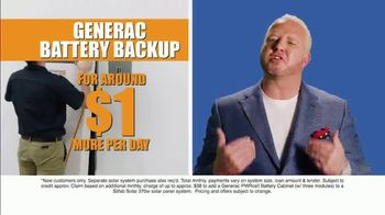 Power Home Solar & Roofing TV Spot, 'Untimely Power Outages: Generac Battery Backup' - Thumbnail 5