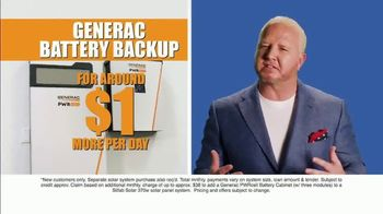 Power Home Solar & Roofing TV Spot, 'Untimely Power Outages: Generac Battery Backup' - Thumbnail 6