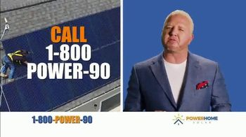 Power Home Solar & Roofing TV Spot, 'Untimely Power Outages: Generac Battery Backup' - Thumbnail 7