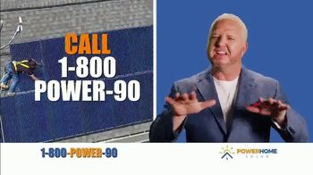 Power Home Solar & Roofing TV Spot, 'Untimely Power Outages: Generac Battery Backup' - Thumbnail 8