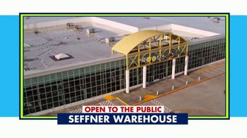 Rooms to Go 3 Day Warehouse Sale TV Spot, 'Seffner Warehouse: Storewide Markdowns' - Thumbnail 4