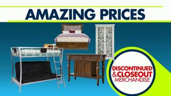 Rooms to Go 3 Day Warehouse Sale TV Spot, 'Seffner Warehouse: Storewide Markdowns' - Thumbnail 7