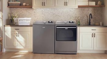 Maytag TV Spot, 'Extra Power Button: Good One' - Thumbnail 9