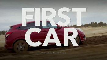 Honda TV Spot, 'Your First New Car' [T2] - Thumbnail 4