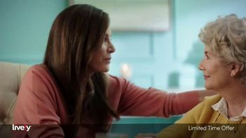 GreatCall Lively Flip TV Spot, 'Touch of a Button: 25% Off'