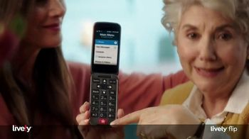 GreatCall Lively Flip TV Spot, 'Touch of a Button: 25% Off' - Thumbnail 8