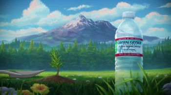 Crystal Geyser Alpine Spring Water TV Spot, 'One Million Strong and Counting' - Thumbnail 9
