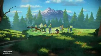 Crystal Geyser Alpine Spring Water TV Spot, 'One Million Strong and Counting' - Thumbnail 4