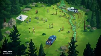 Crystal Geyser Alpine Spring Water TV Spot, 'One Million Strong and Counting' - Thumbnail 7