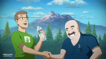 Crystal Geyser Alpine Spring Water TV Spot, 'One Million Strong and Counting'