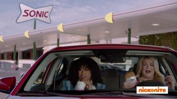 Sonic Drive-In Cheesecake Blasts TV Spot, 'Date Discussion' Feat. Phoebe Robinson, Heather McMahan - 39 commercial airings