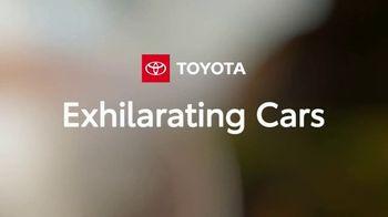 Toyota GR Supra TV Spot, 'Exhilarating Cars' [T1] - Thumbnail 7