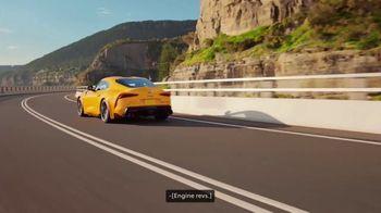 Toyota GR Supra TV Spot, 'Exhilarating Cars' [T1] - Thumbnail 3