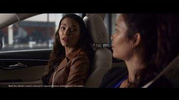 2021 Buick Envision TV Spot, 'Quadruple Take: Blind Spots' Song by Matt and Kim [T2] - Thumbnail 3
