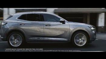 2021 Buick Envision TV Spot, 'Quadruple Take: Blind Spots' Song by Matt and Kim [T2] - Thumbnail 5