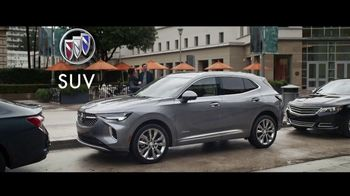 2021 Buick Envision TV Spot, 'Quadruple Take: Blind Spots' Song by Matt and Kim [T2] - Thumbnail 7
