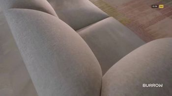 Burrow TV Spot, 'Furniture From a Different Angle' - Thumbnail 1