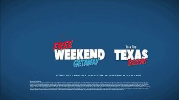 ARS Rescue Rooter TV Spot, 'Free Weekend Getaway' - Thumbnail 6