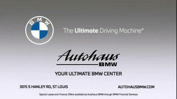 BMW TV Spot, 'The Ultimate Range' [T2] - Thumbnail 10