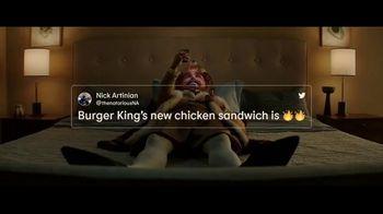 Burger King Ch'King TV Spot, 'Nightmare'
