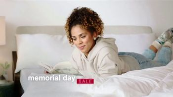 Ashley HomeStore Memorial Day Sale Extended TV Spot, '0%, Cloud Pillows and Mastercard' - Thumbnail 1