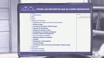 RockAuto TV Spot, 'Piezas necesarias para una reparación satisfactoria' [Spanish] - Thumbnail 6