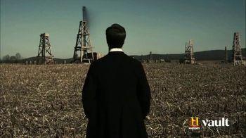 History Vault TV Spot, 'The Documentaries That Built America Playlist'