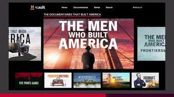 History Vault TV Spot, 'The Documentaries That Built America Playlist' - Thumbnail 6