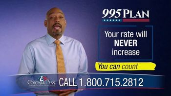 Colonial Penn 995 Plan TV Spot, 'Change and Uncertainty' - Thumbnail 5