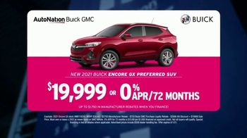 AutoNation Fast Start Sales Event TV Spot, '2021 Buick Encore GX Preferred SUV' Ft. Alexander Rossi - Thumbnail 4
