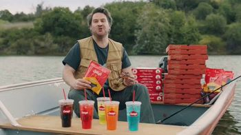 Casey's General Store Summer of Freedom Sweepstakes TV Spot, 'Fishing' - Thumbnail 4