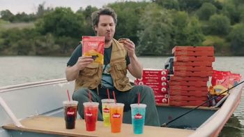 Casey's General Store Summer of Freedom Sweepstakes TV Spot, 'Fishing' - Thumbnail 5