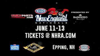 NHRA TV Spot, '2021 TascaParts.com NHRA New England Nationals' - Thumbnail 8